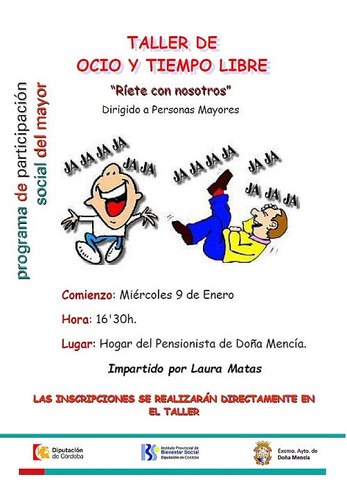 Taller mayores miercoles
